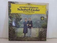 SCHUBERT Lieder JANOWITZ GAGE 2530858