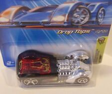 2005 Hot Wheels First Editions #024 Low Carbs 5sp and Black Pintripe/Flame VHTF!