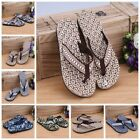 New Summer Men's Camouflage Soft Flip Flops Beach Sandals Massage Slipper Thongs
