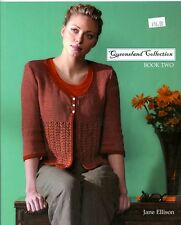 Queensland Collection Book 2 - Jane Ellison - 16 Knitting Patterns Men & Women