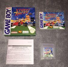Street Racer - Nintendo Gameboy Classic Spiel OVP Anleitung Guter Zustand