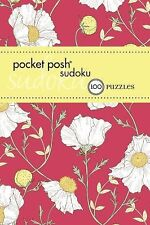 Pocket Posh Sudoku 17 : 100 Puzzles by Puzzle Society Staff (2013, Paperback)
