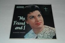 My Friend and I~Evangeline Carmichael~Sacred Records LP-8011~FAST SHIPPING!!