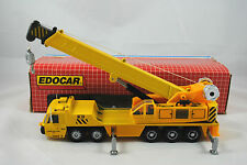 EDOCAR EP-001 Large 5 Axle Crane Truck with Turntable Extension Crane Arm MIB