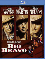 RIO BRAVO/John Wayne, Dean Martin/BLU-RAY DISC/BUY ANY 4 ITEMS SHIP FREE