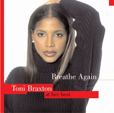 Audio CD - TONI BRAXTON - Breathe Again At Her Best USED Like New (LN) WORLDWIDE