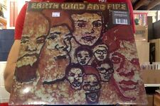 Earth, Wind & Fire s/t LP sealed vinyl RE reissue EWF self-titled