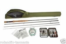 FLY FISHING STARTER COMBO OUTFIT 9ft, LW# 6