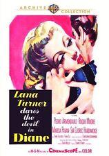 DIANE (1955 Lana Turner) -  Region Free DVD - Sealed