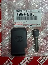 2004-2009 Prius NON-SMART ENTRY Key and Remote 89070-47180