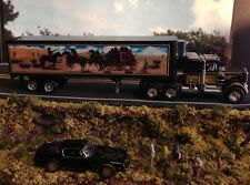 SMOKEY AND THE BANDIT REEFER TRAILER  Compatible With HW '75 KENWORTH W900 Truck