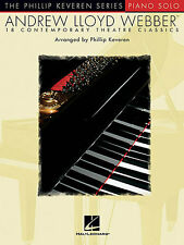 Andrew Lloyd Webber Learn to Play Phantom of the Opera Piano Music Book