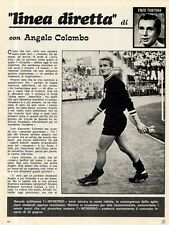Q45 Clipping-Ritaglio 1971 Angelo Colombo