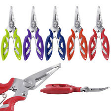 Fishing Scissors Plier Lure Hook Split Ring Cutter Remove Fish Tackle Inviting