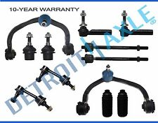 New 12pc Complete Front Suspension Kit - 2004 Ford Expedition Lincoln Navigator
