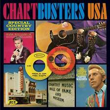 Various Artists - Chartbusters USA - Special Country Edition (CDCHD 1488)
