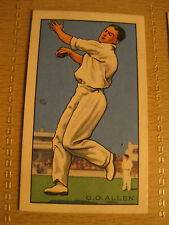 C O ALLEN GALLAHER PARK DRIVE CIGARETTE CARD CHAMPIONS 2nd SERIES # 11
