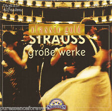 STRAUSS - Grosse Werke (German 12 Tk CD Album)