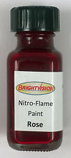 Brightvision ROSE Nitro-Flame Redline Restoration and Custom Paint - ROSE