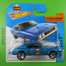 HOT WHEELS 2015 - ´69 Dodge Charger 500 -  HW City  -  19 -   neu in OVP