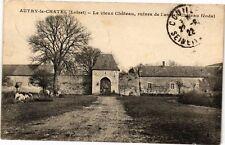 CPA Autry-le-Chatel - Le vieux Chateau (270775)