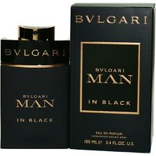Bvlgari Man In Black by Bvlgari Eau de Parfum Spray 3.4 oz
