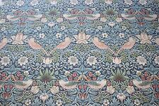 Morris & Co curtain/upholstery fabric design Strawberry Thief 3.2 metres 220313