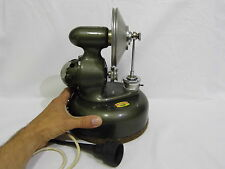 Rare Vintage Antique Membrane Air Compressor dental medical ? aluminum housing