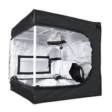 Hydropnics Grow Tent Greenhouse Bud Plate Indoor Dark Room Mylar Box 60x60x60cm