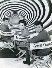 ROBERT COLBERT LEE MERIWETHER JAMES DARREN THE TIME TUNNEL 1966 PHOTO ORIGINAL