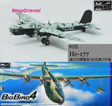 Big Bird 4 #5 WW2 1:144 German Luftwaffe Heinkel He-177 Bomber Plane Model BB4_5