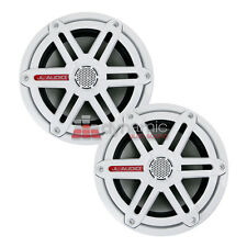 "JL AUDIO M650-CCX-SG-WH 6-1/2"" Marine Speakers with White Sport Grilles New"