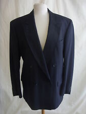 "Mens Suit Jacket - Odermark, size 40"" chest, black, textured stripe, smart 0343"