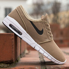 Nike Stefan Janoski Max - khaki canvas UK 13