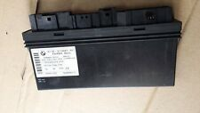 BMW E60 5 SERIES 550I BODY BASIC CONTROL MODULE ECU