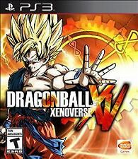 Dragon Ball XenoVerse (Sony PlayStation 3, 2015) VERY GOOD