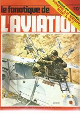FANA DE L AVIATION N° 101 KAWASAKI N.A.M.C. C-1A / LE MACCHI M.33 / LOCKHEED U-2