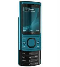 IMPORTED Nokia 6700 Silde Silver Mobile Phone - BLUE /RED / PURPLE