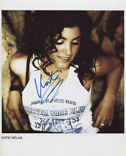 Katie Melua Signed 8 x 10 Photo Genuine In Person