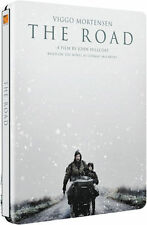 THE ROAD Blu-Ray limitiertes STEELBOOK Neu & OVP
