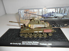 M41A3 WALKER BULLDOG 4TH CAV RGT 25TH INF DIV 1962 MILITARY DeAGOSTINI #01 1:72