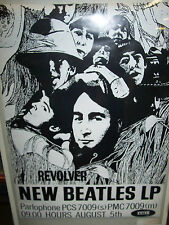 BEATLES REVOLVER POSTER NEW  !