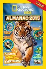 National Geographic Kids Almanac 2015-ExLibrary