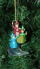 Flora, Fauna and Merryweather from Sofia The First Disney Christmas Ornament