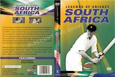 LEGENDS OF CRICKET SOUTH AFRICA.BARRY RICHARDS & MORE. NEW DVD