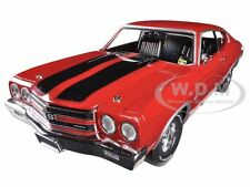 1970 CHEVROLET CHEVELLE SS 454 JACK REACHER 1/18 LTD 1250 PC AUTOWORLD AWSS109