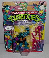 Vintage 1990 Playmates TMNT Teenage Mutant Ninja Turtles SLASH Nice Card *NRFP