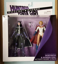 DC Collectibles New 52 Huntress & Power Girl Action Figure 2 Pack Sealed
