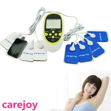 Carejoy Body Massager Portable Digital Therapy Machine Pulse Acupuncture HOT