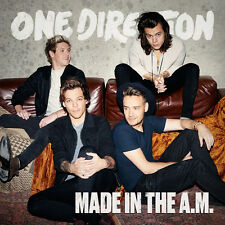 ONE DIRECTION - MADE IN THE A.M. - NEW CD ALBUM